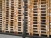 New wooden pallet 80 * 60, 1/2(20%max) grade